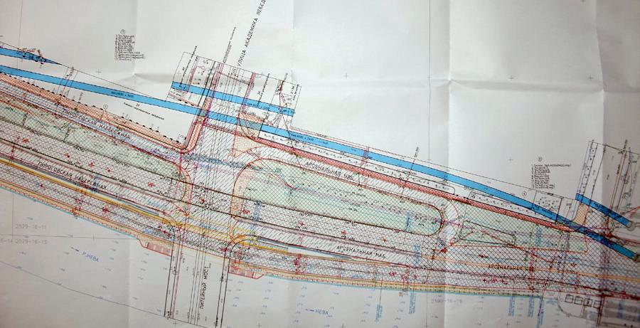Схема проекта. Часть 2.