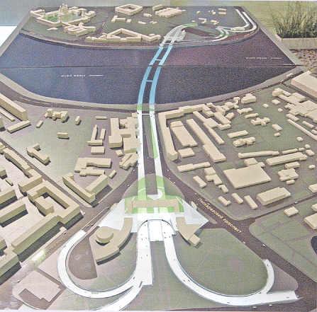 Трехмерная модель проекта