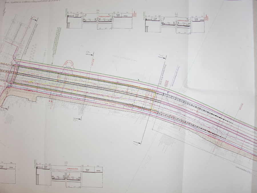 Схема проекта. Часть 3.