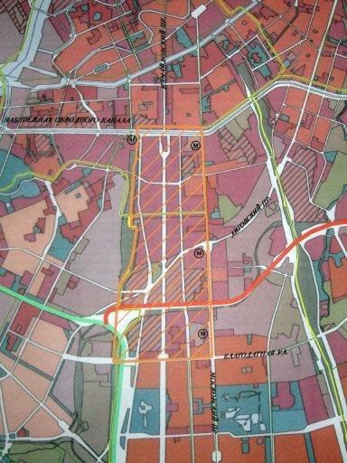 Схема транспортного развития