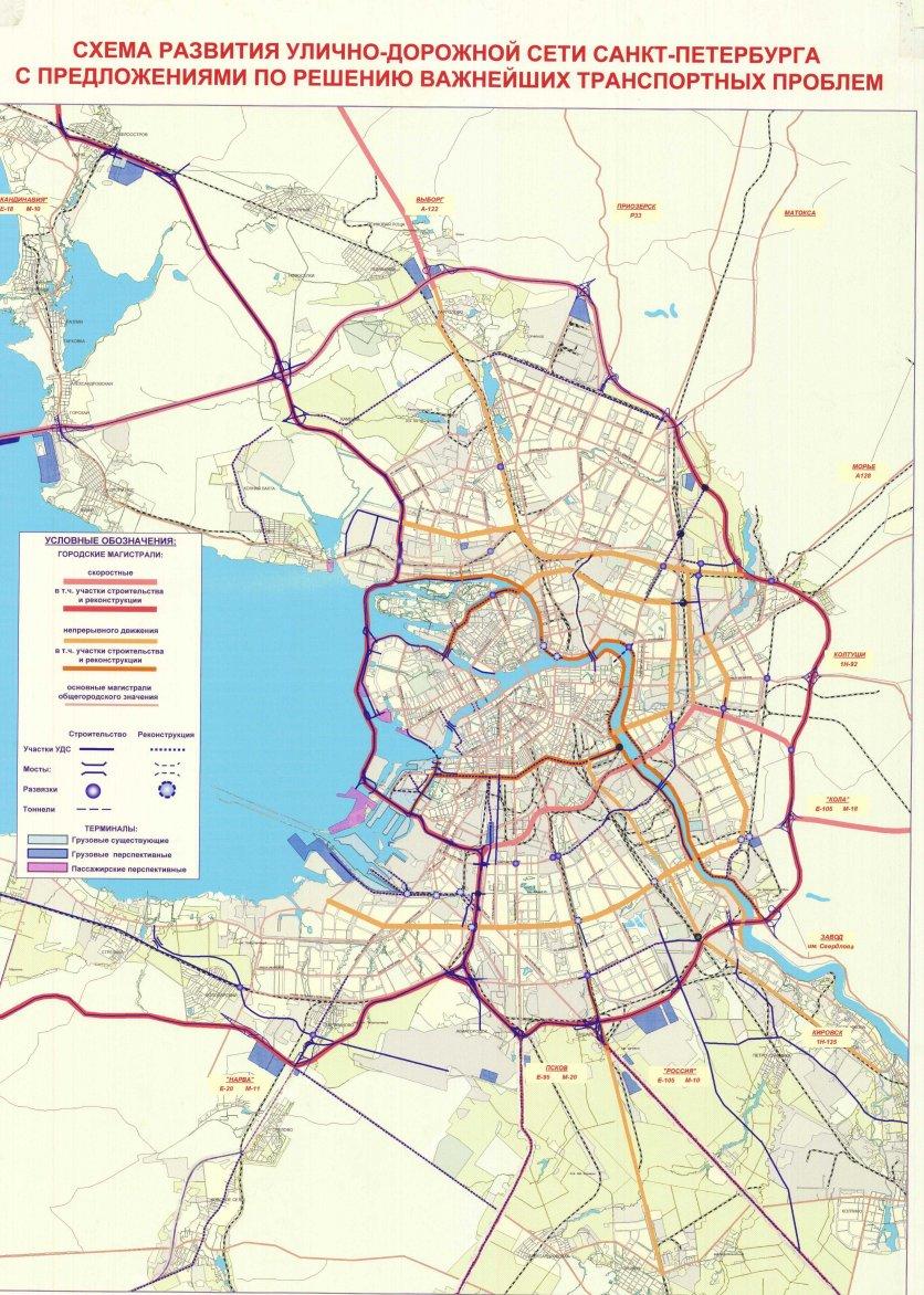 Схема кольцевой санкт петербурга фото 39